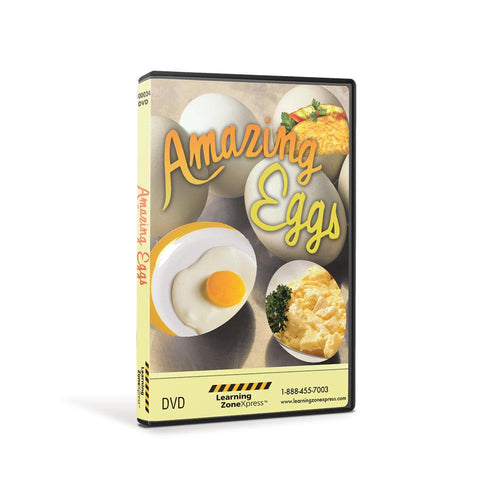 Amazing Eggs DVD