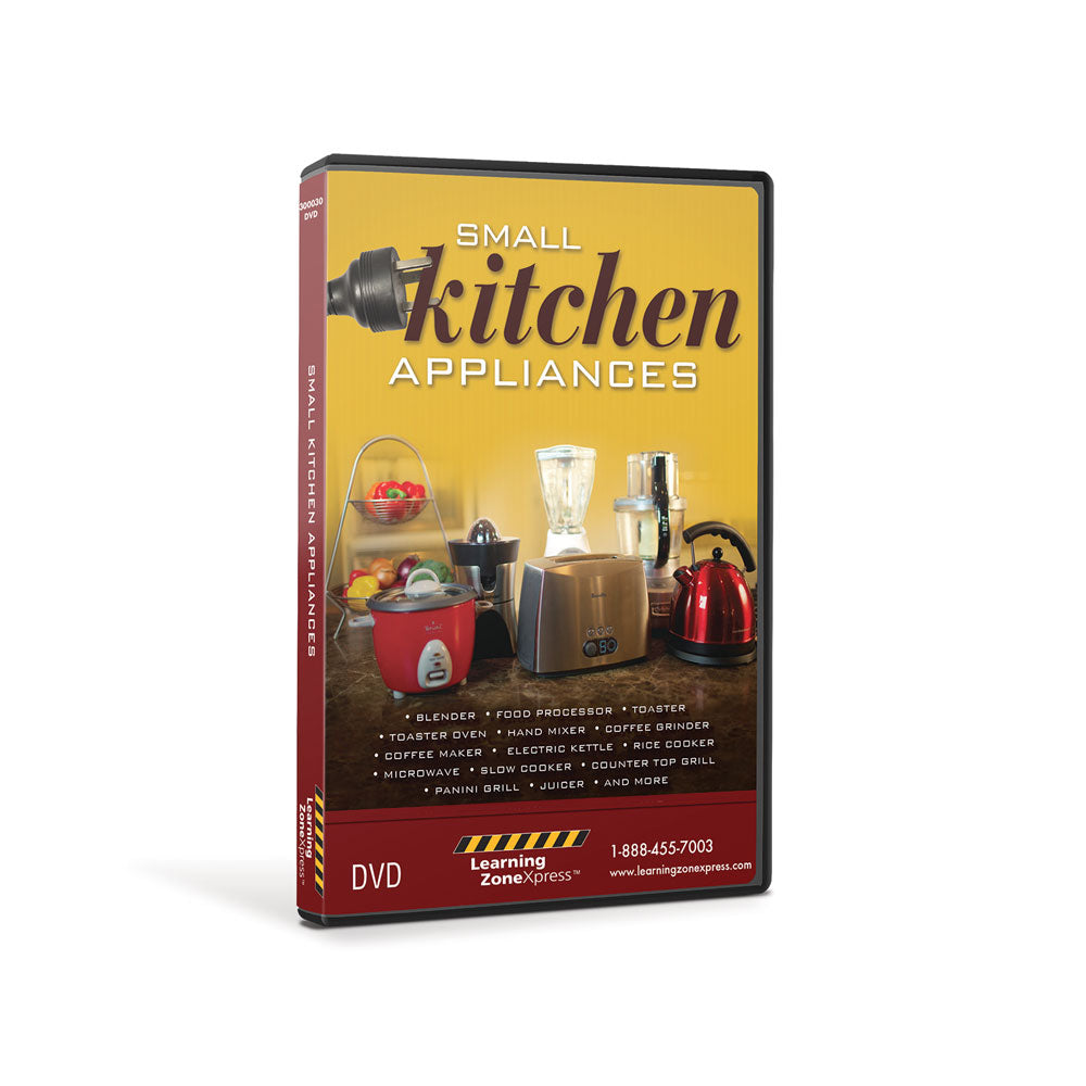 Small Kitchen Appliances DVD