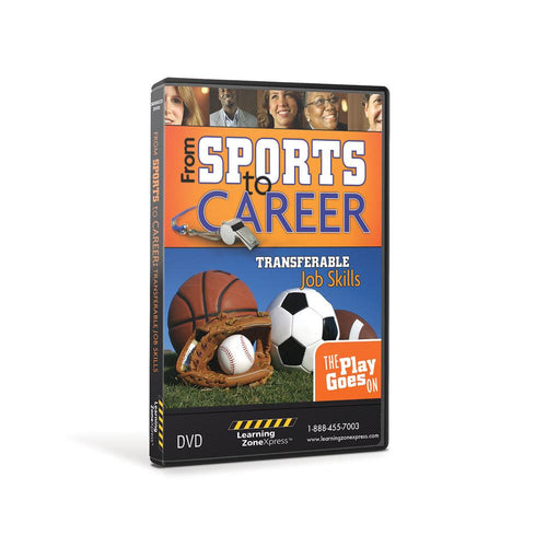 From Sports to Career DVD