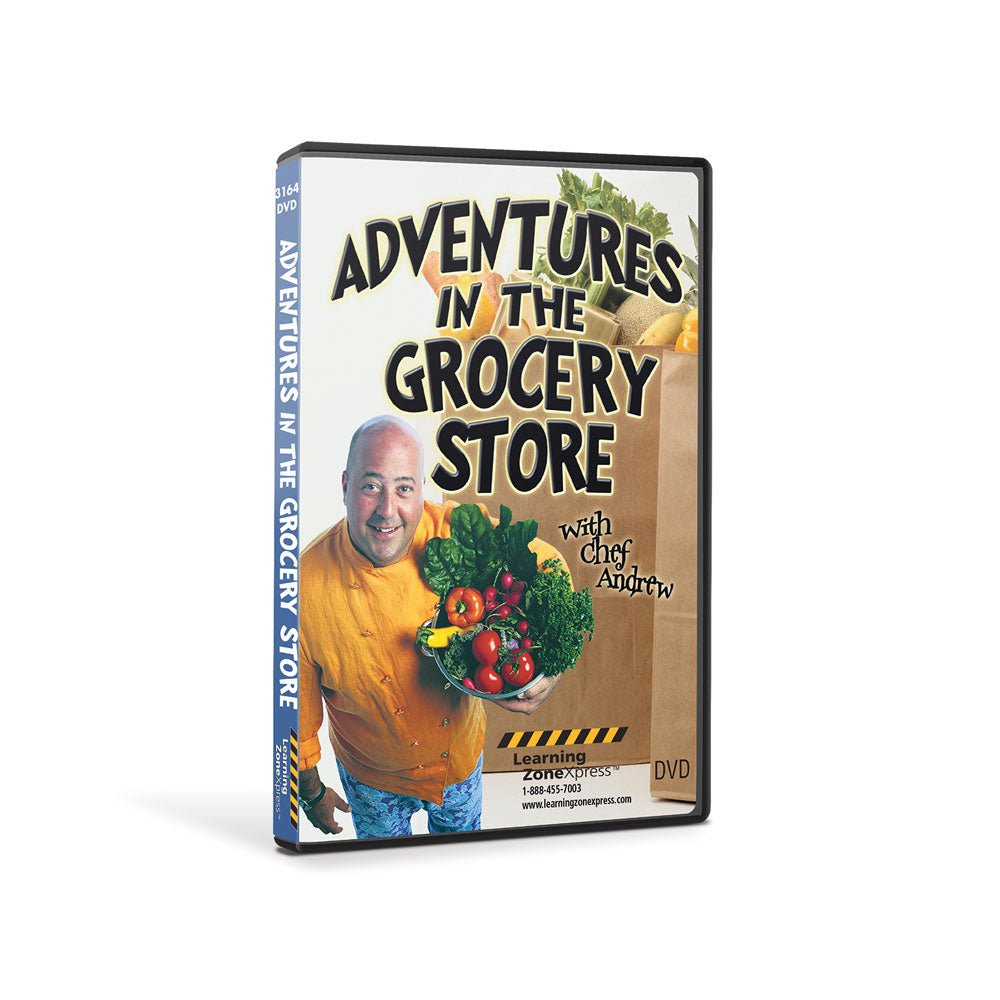 Adventures in the Grocery Store DVD