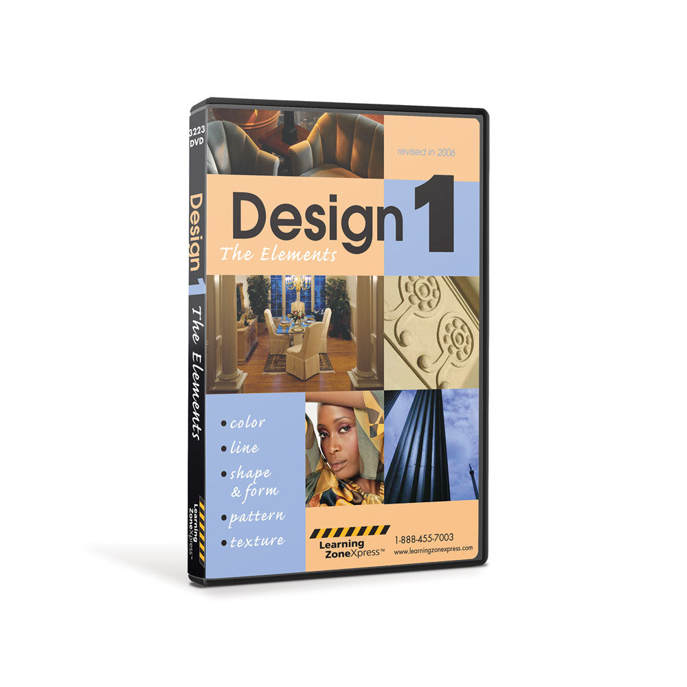 Design 1: The Elements DVD
