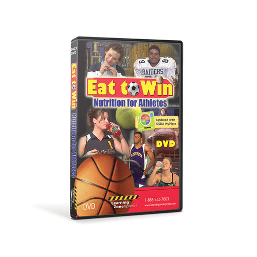Eat To Win: Nutrition For Athletes DVD