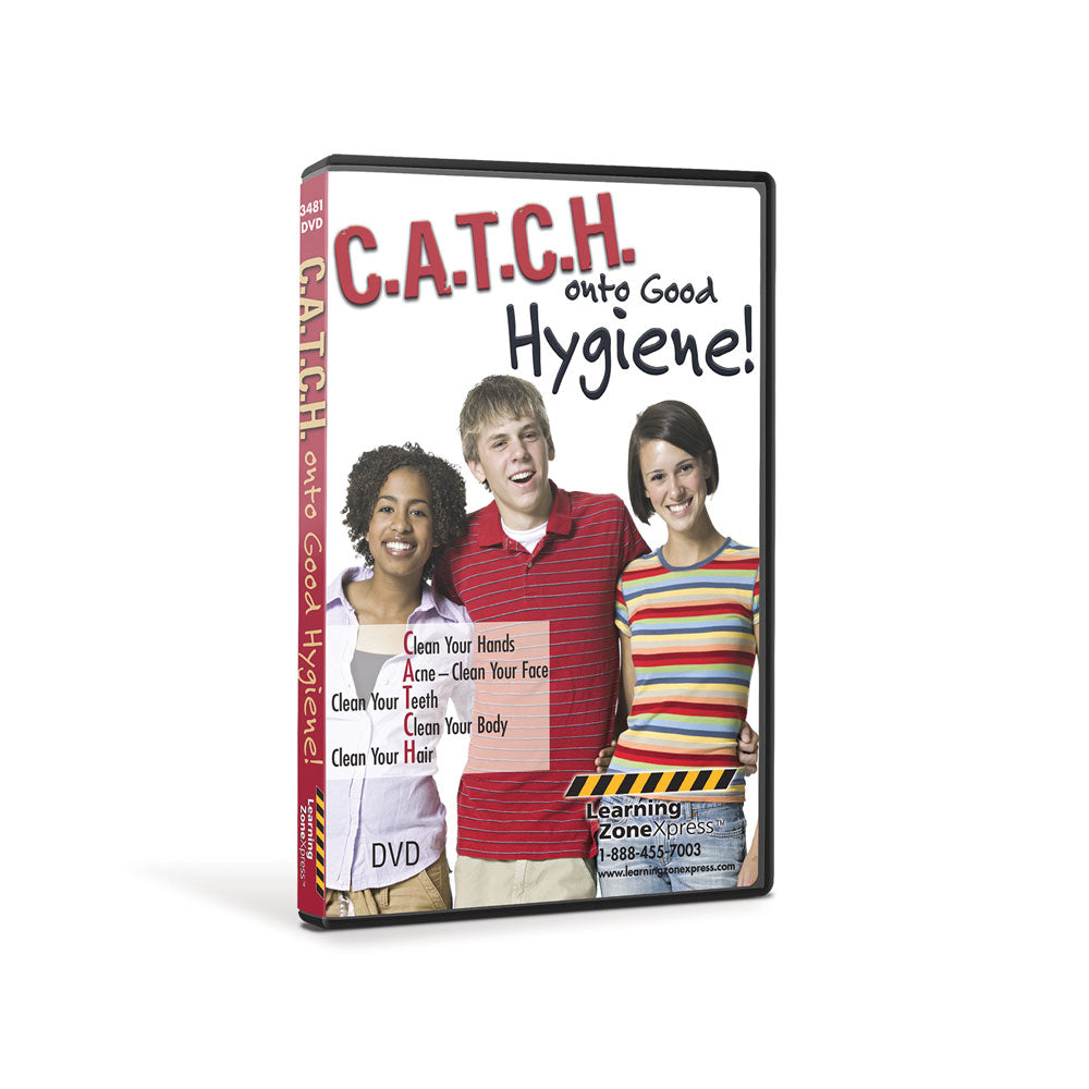 C.A.T.C.H. onto Good Hygiene DVD