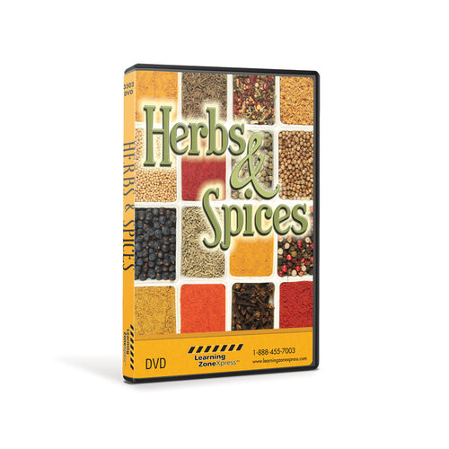 Herbs & Spices DVD