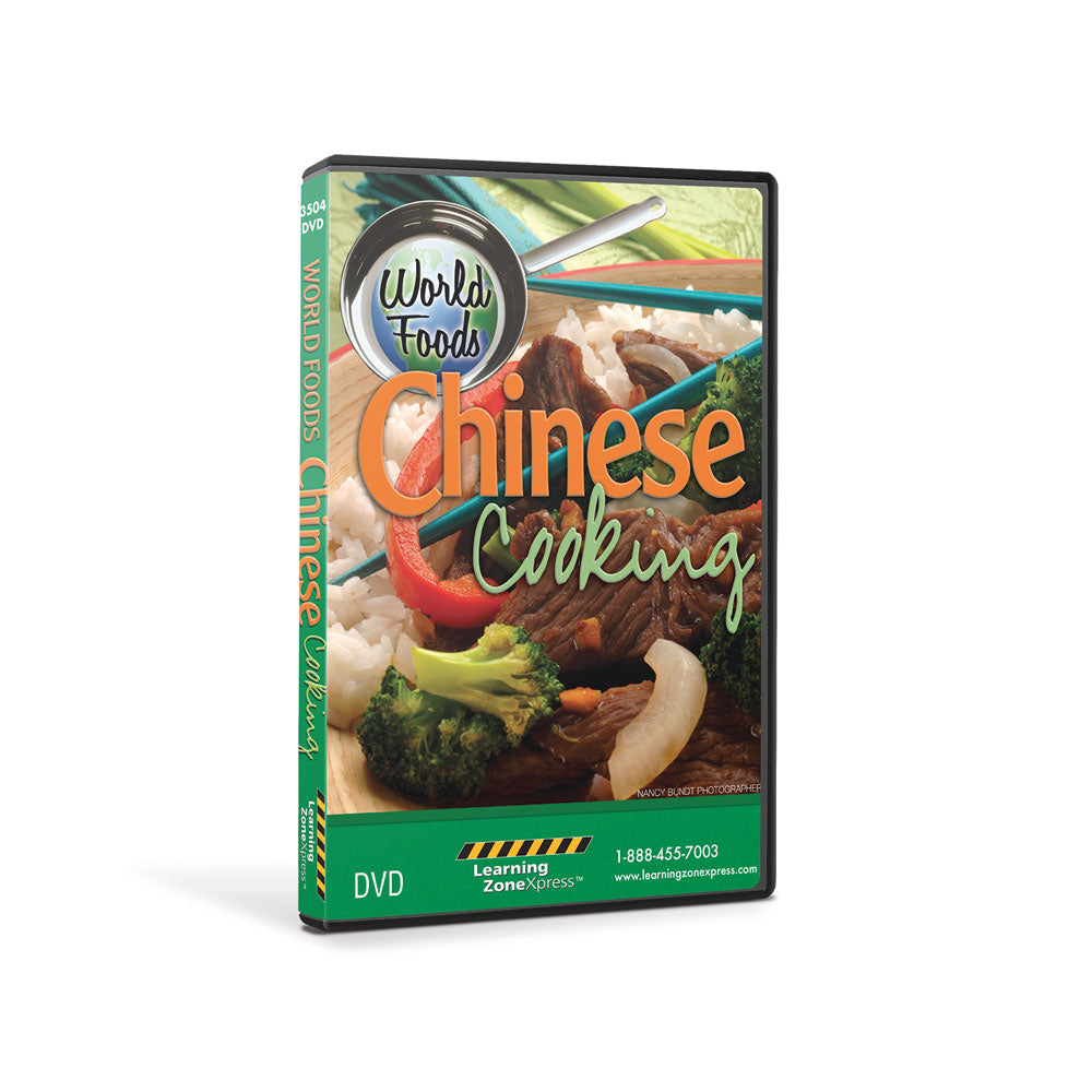 World Foods: Chinese Cooking DVD & Activity Packet