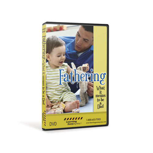 Fathering: What It Means To Be a Dad DVD
