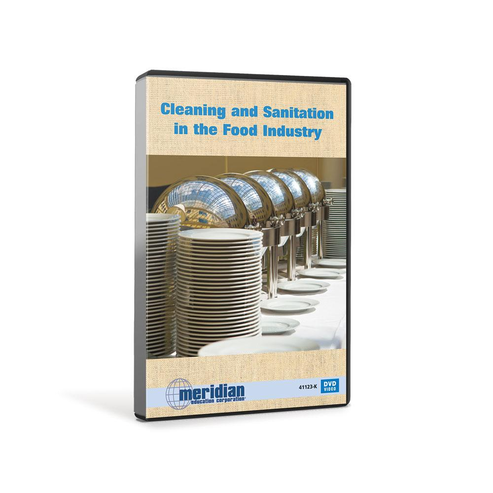 Cleaning and Sanitation in the Food Industry DVD
