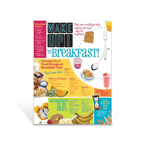 Wake Up to Breakfast Poster