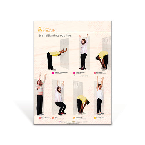 Move Mindfully™ Transitioning Poster