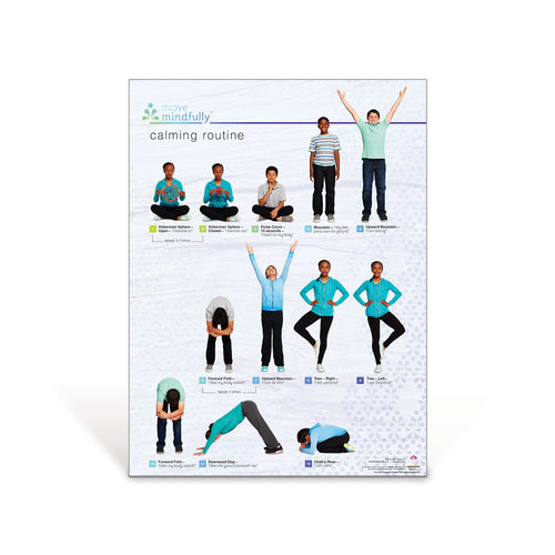 Move Mindfully™ Calming Poster