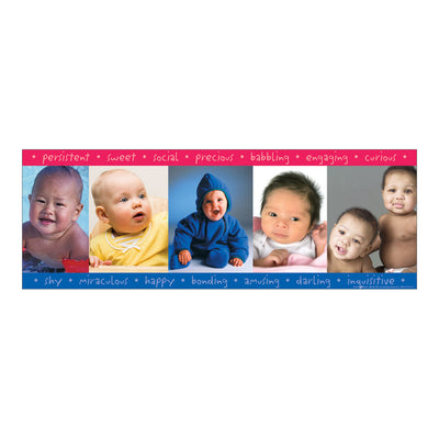 Baby Faces Poster