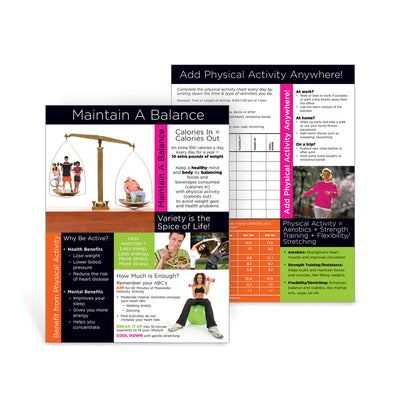Physical Activity Handouts
