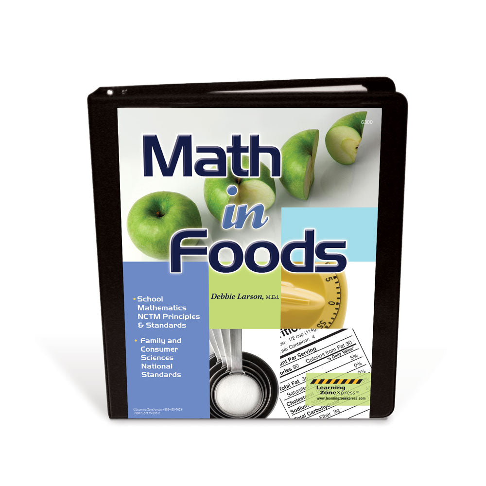 Math in Foods Curriculum