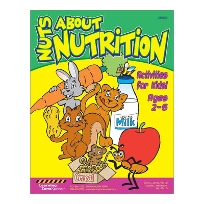 Nuts About Nutrition (Ages 2-6)
