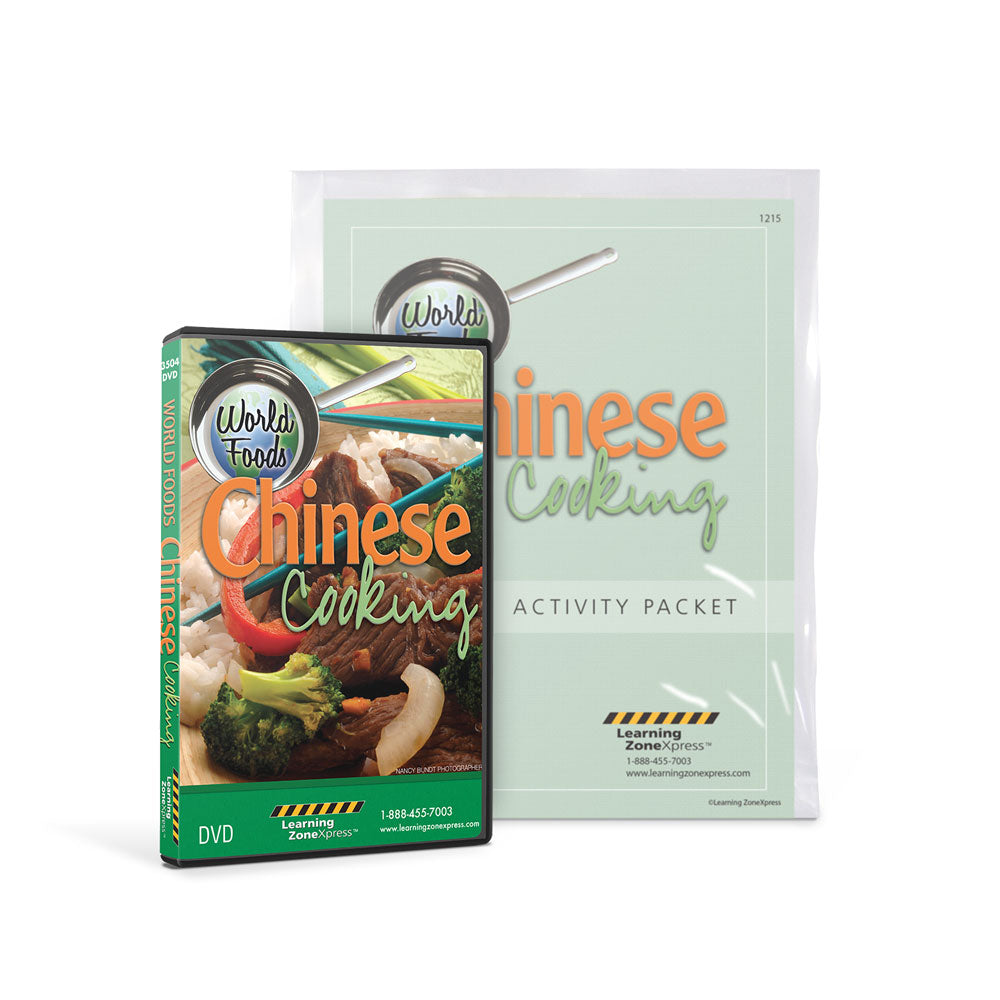 World_Foods_Chinese_Cooking_DVD_Activity_Packet