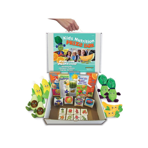 Kids Nutrition Prize Box