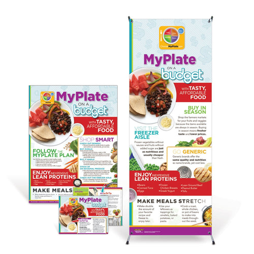 MyPlate on a Budget Kit