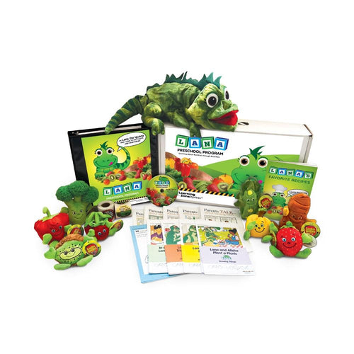 LANA Learning About Nutrition through Activities Deluxe Kit