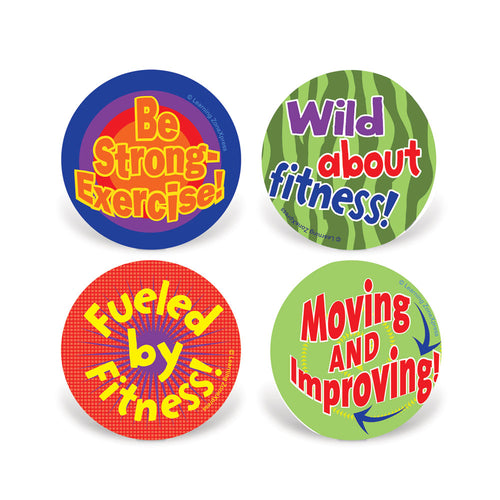Physical Activity Stickers
