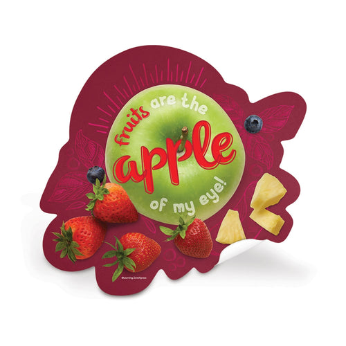 Fruit Food Group Die-Cut Decal