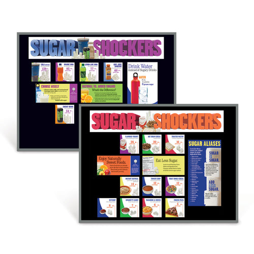 Sugar Shockers® Bulletin Board Kit Set