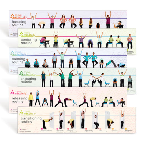 Move Mindfully™ Yoga Sequence Card Starter Set