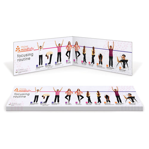 Move Mindfully™ Focusing Sequence Cards
