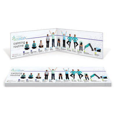 Move Mindfully™ Calming Yoga Sequence Cards