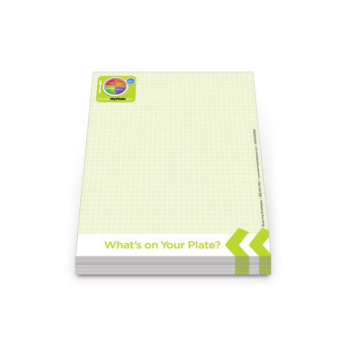 MyPlate Notepads