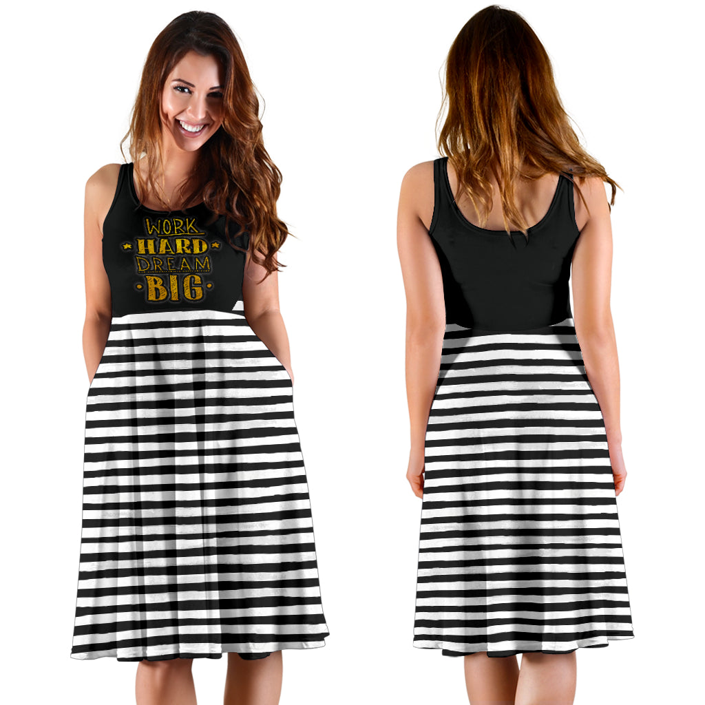 Dream Big Midi Dress - Taryn's Cottage