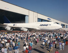 Load image into Gallery viewer, 1000th BOEING 747-400 AIRSKINZ