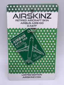 Airbus A319 Germania Airskinz ***Shipping from 07 NOV 2020***