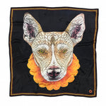 Brownie The Dog by Flox for Raw Artistry