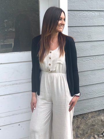 Faux Wrap Top