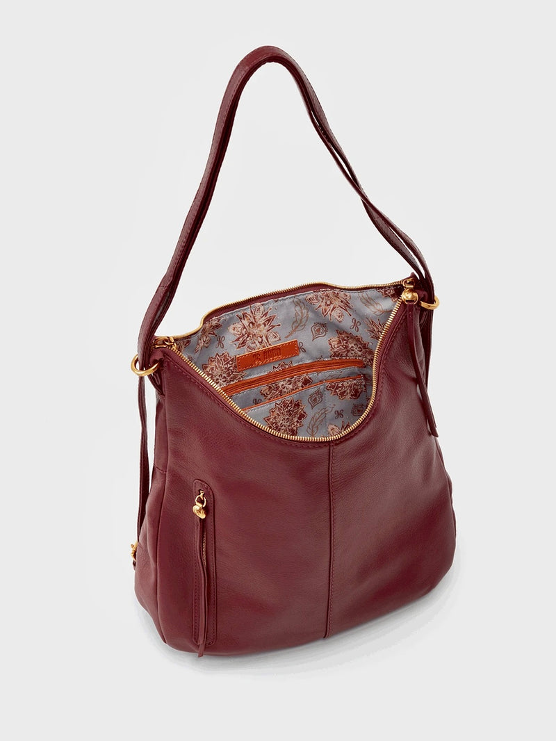 Merrin Hobo Backpack (8 Colors To Choose From!)