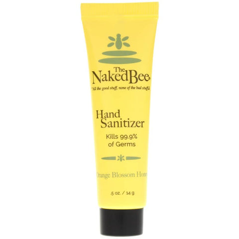 Naked Bee 8oz Lotion with Pump