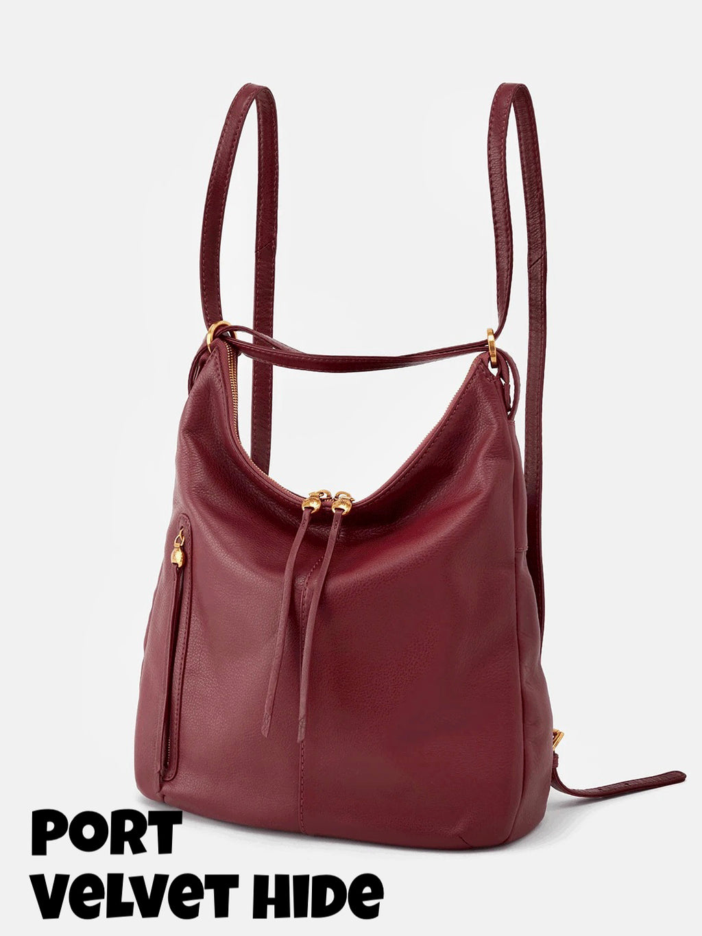Merrin Hobo Backpack