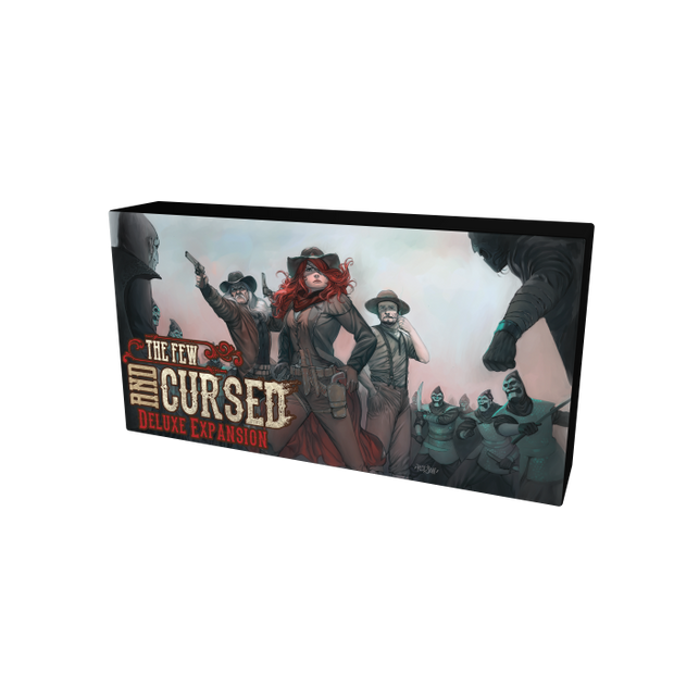 The Few and Cursed Deluxe Expansion 1