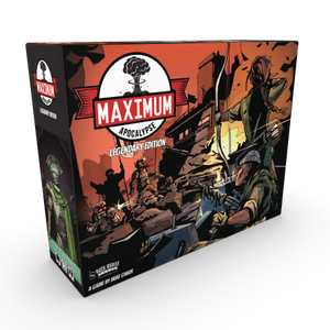Maximum Apocalypse: Legendary Edition