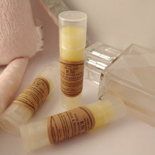 Load image into Gallery viewer, Handmade all natural organic lip balm - be.You very moist balm cica & frankincense