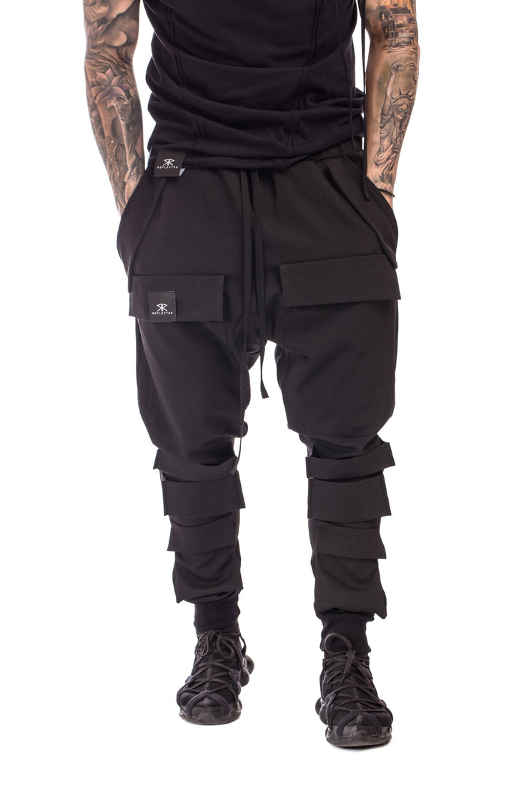 Pantaloni ASTRAL BLACK
