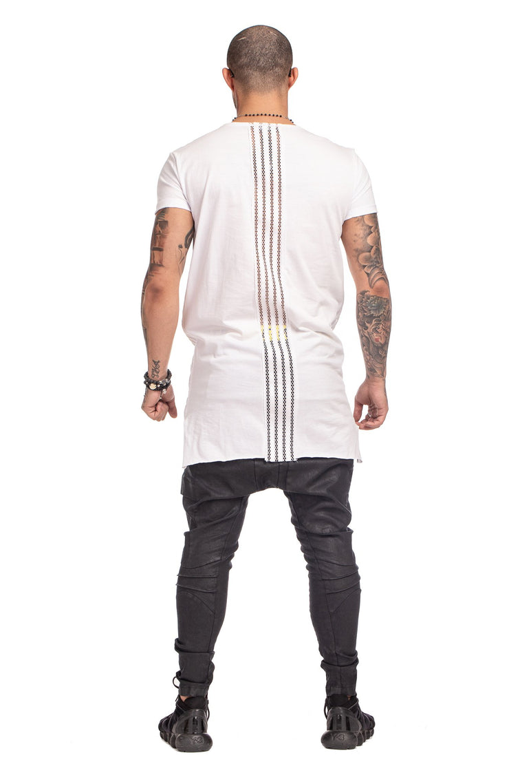 Tricou WHITE ZONE