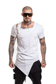 Tricou WHITE SHIELD