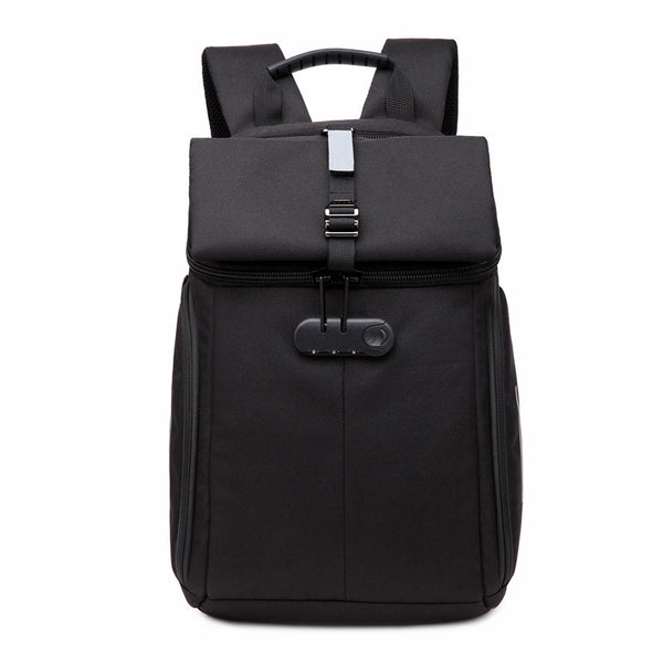 Men's Travel Laptop Backpack-The Hub Venue
