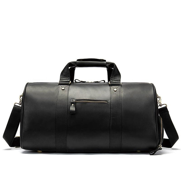 Men's Vintage Weekender Duffel-The Hub Venue