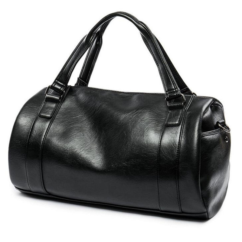 Men's Midnight Duffel Bag-The Hub Venue