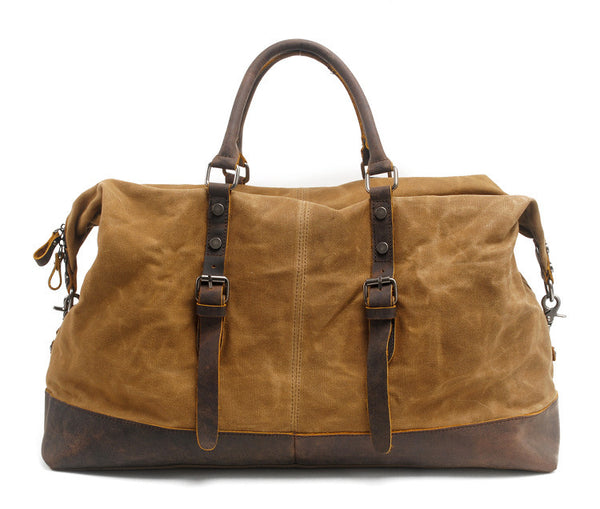Men's Vintage Euro Duffel-The Hub Venue
