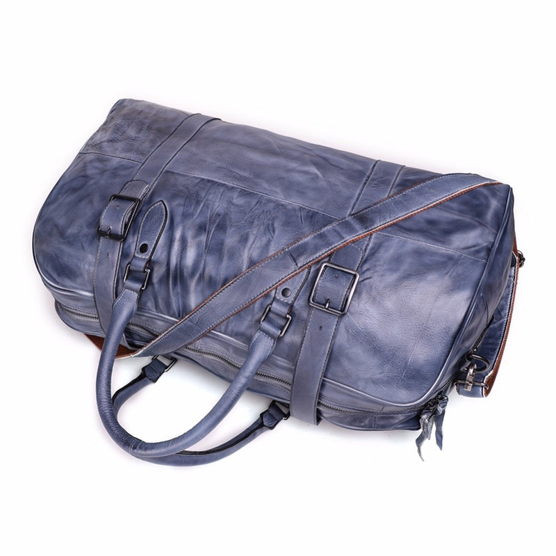 Men's Retro Weekender Duffel-The Hub Venue