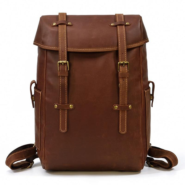 The Hub Venue-Men's Vintage Travel Backpack