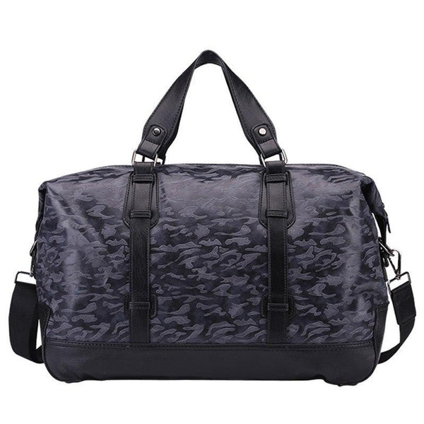 Men's Neo Camo Duffel Bag-The Hub Venue